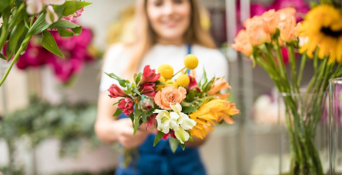 Доставка цветов - удобный современный сервис