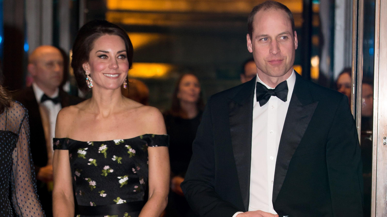 Принц Уильям рассказал, какое телешоу обожает смотреть Кейт Миддлтон