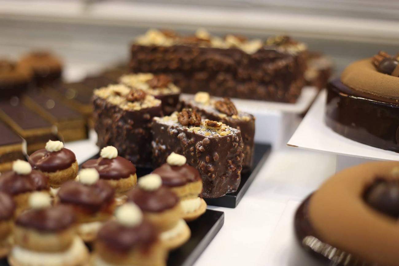 Рецепты шоколадных десертов к чаю