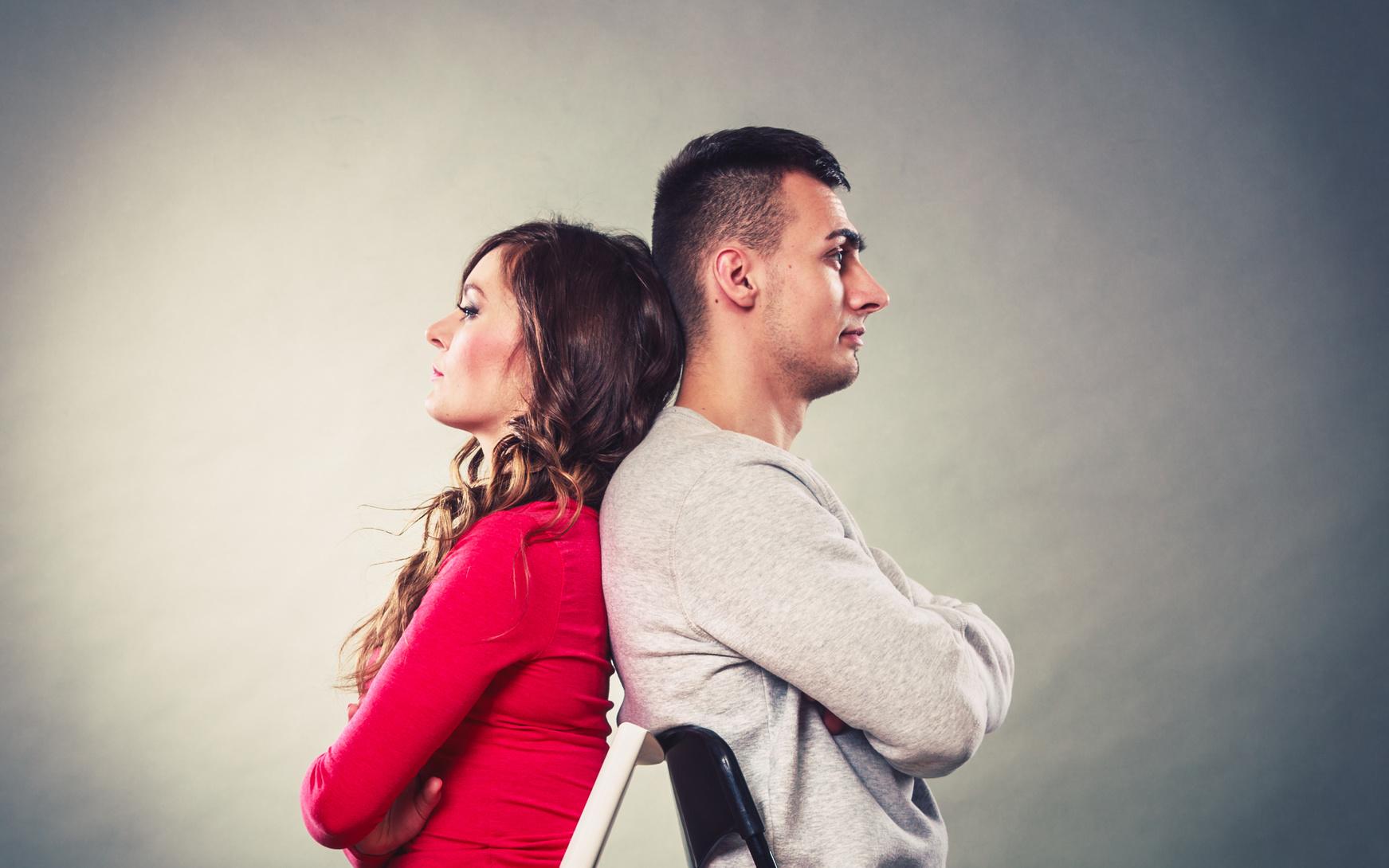 5 признаков того, что партнер вам не подходит