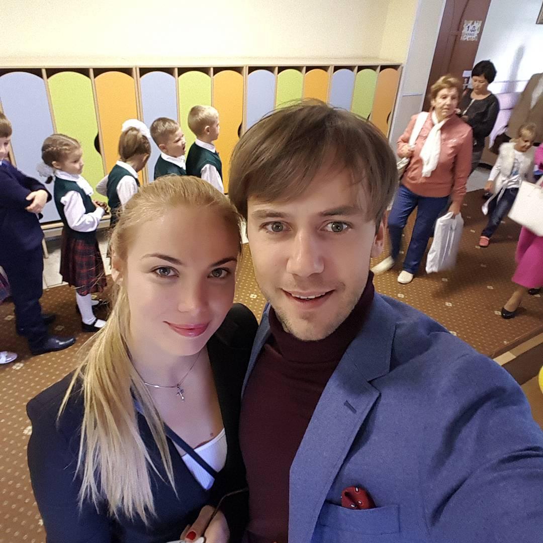 Иван Жидков показал подросшую дочь от Татьяны Арнтгольц