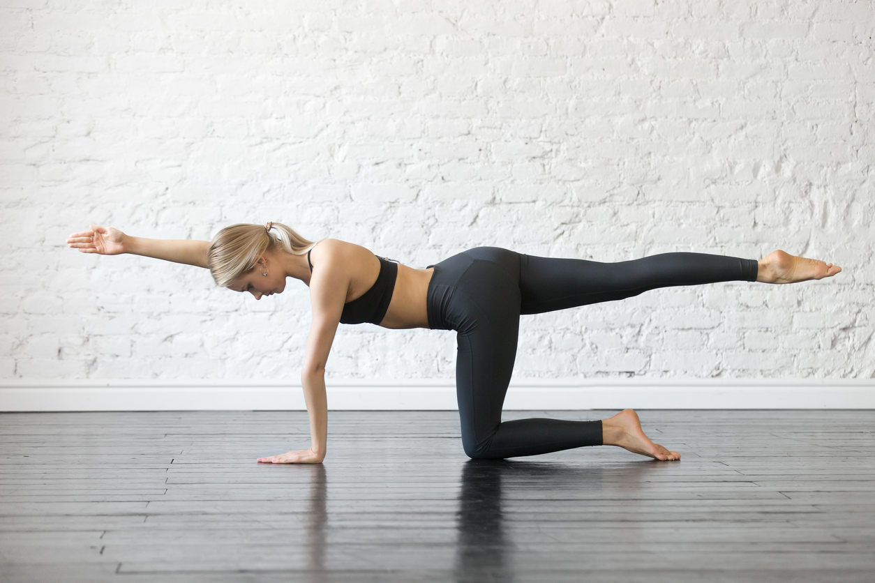 6 простых упражнений для ускорения метаболизма