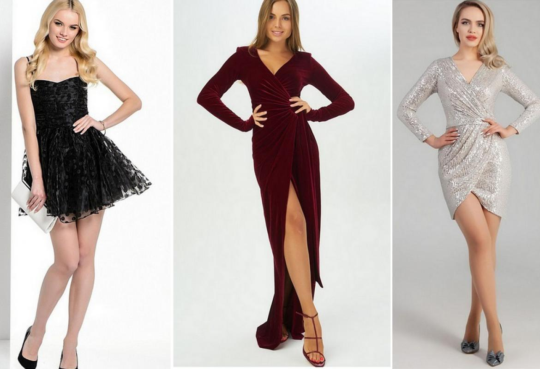 Выбираем платье на Новый год: самые трендовые модели зимы 2020