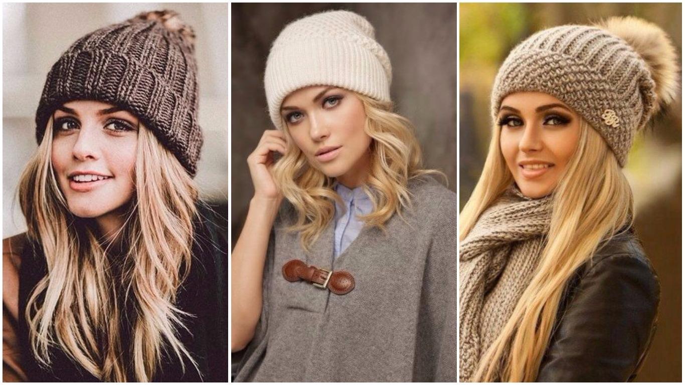Как носить шапку, чтобы выглядеть стильно