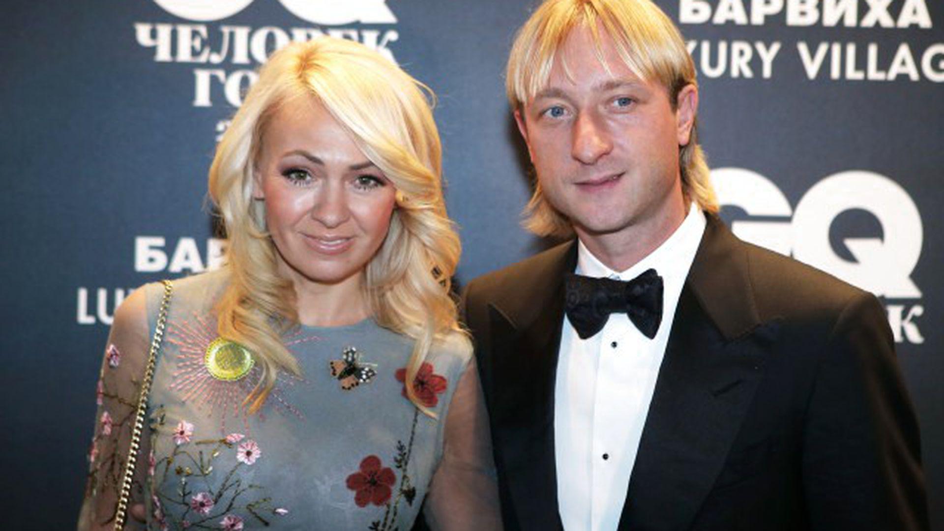 Яна Рудковская ответила на слухи о любовнице Евгению Плющенко