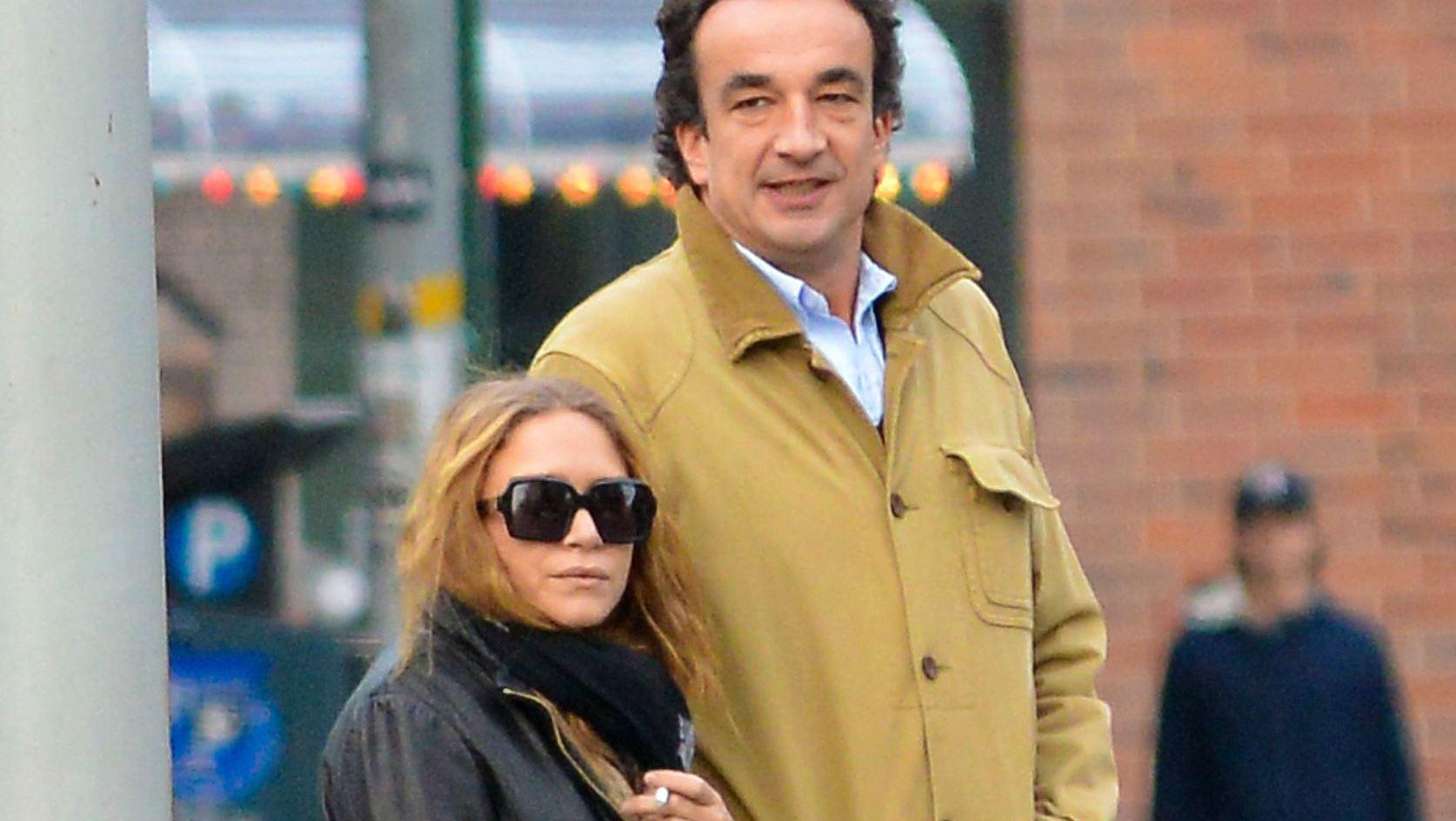Стало известно, почему распался брак Мэри-Кейт Олсен и Оливье Саркози