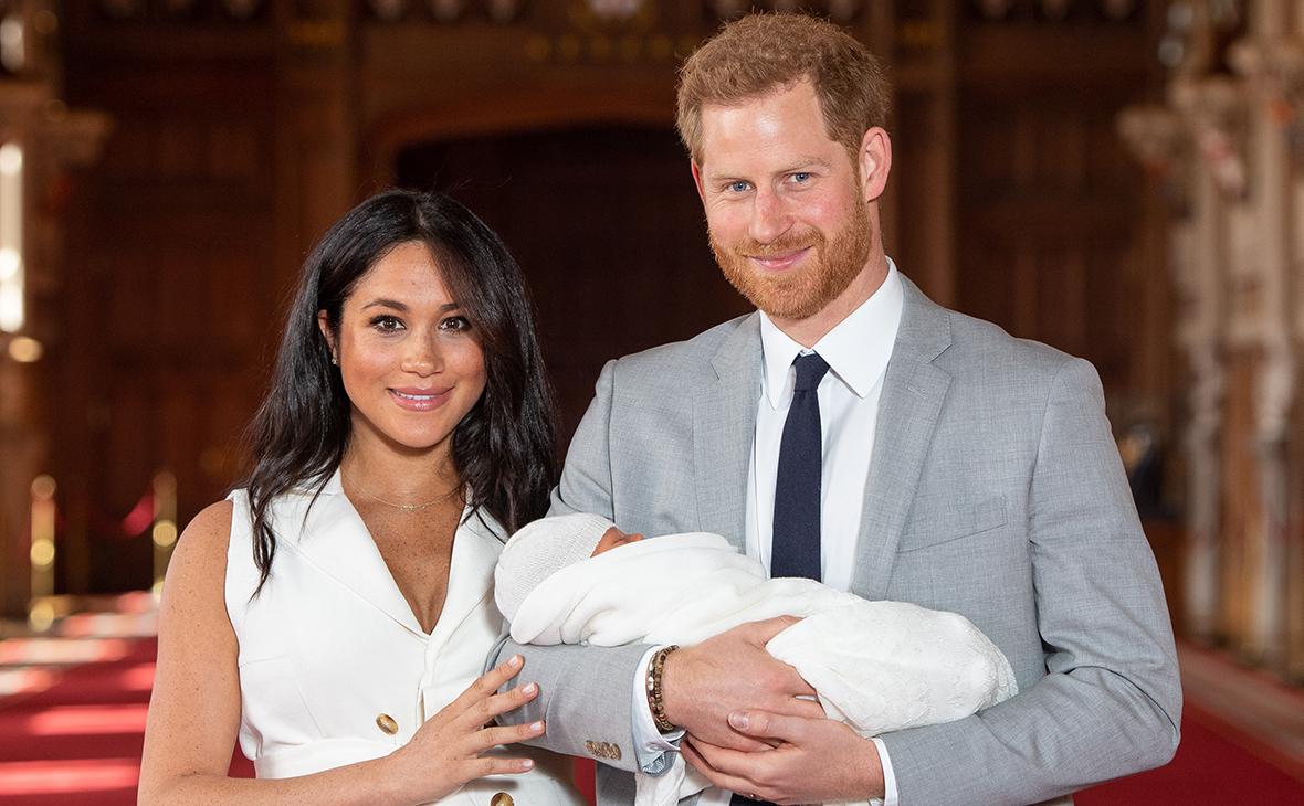 Меган Маркл и принц Гарри с сыном Арчи отметили День матери вместе с мамой герцогини Дорией Рэгланд