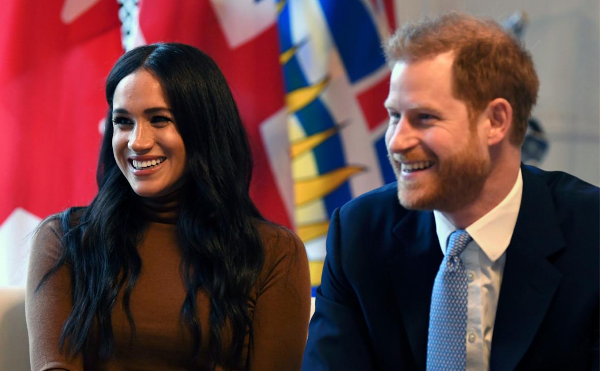 Принц Гарри и Меган Маркл возместят Великобритании 3 миллиона долларов
