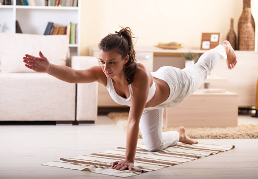 5 видов фитнеса, которые подходят для тренировки дома