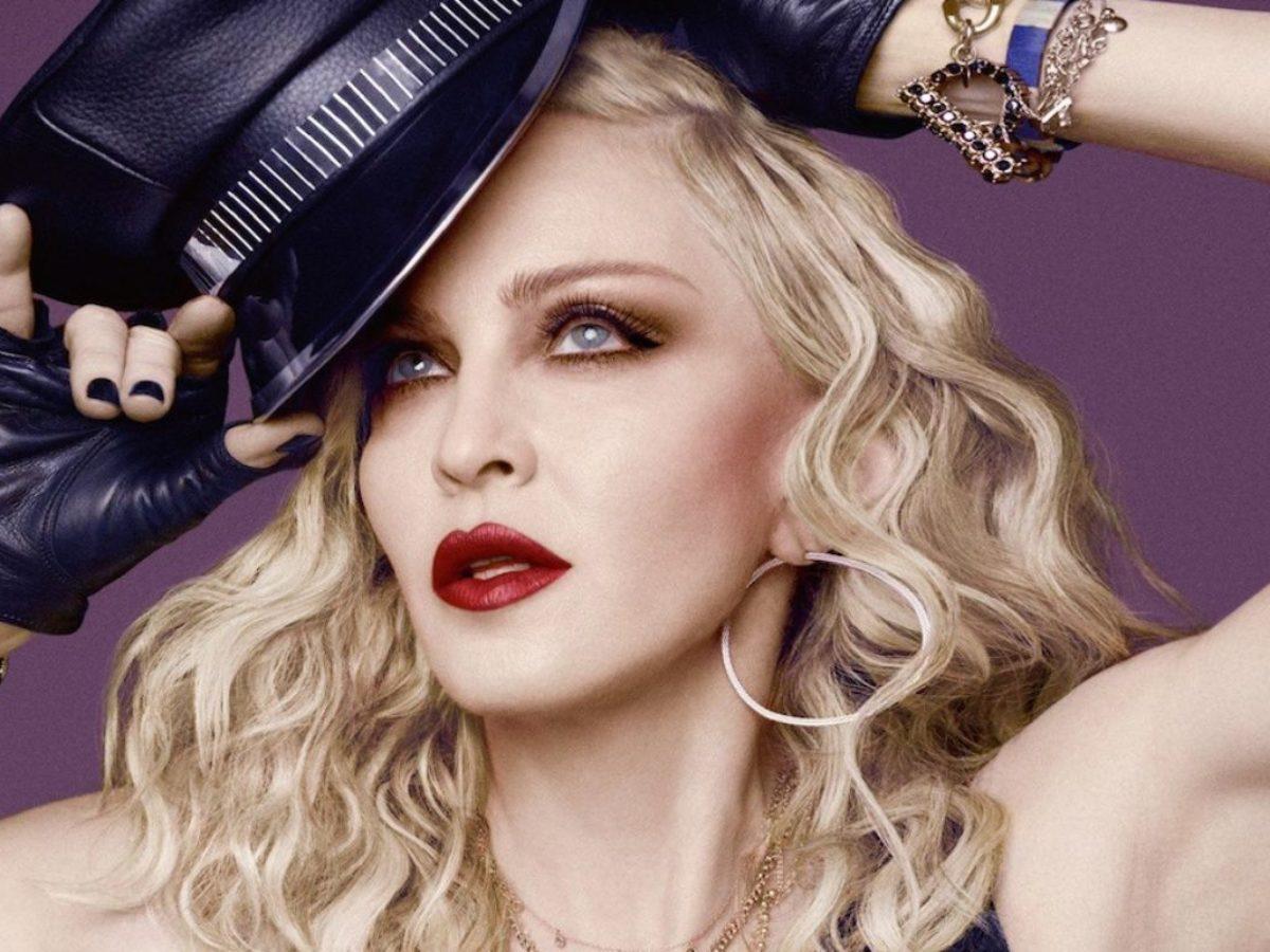 Мадонна поделилась архивными снимками со своей мамой