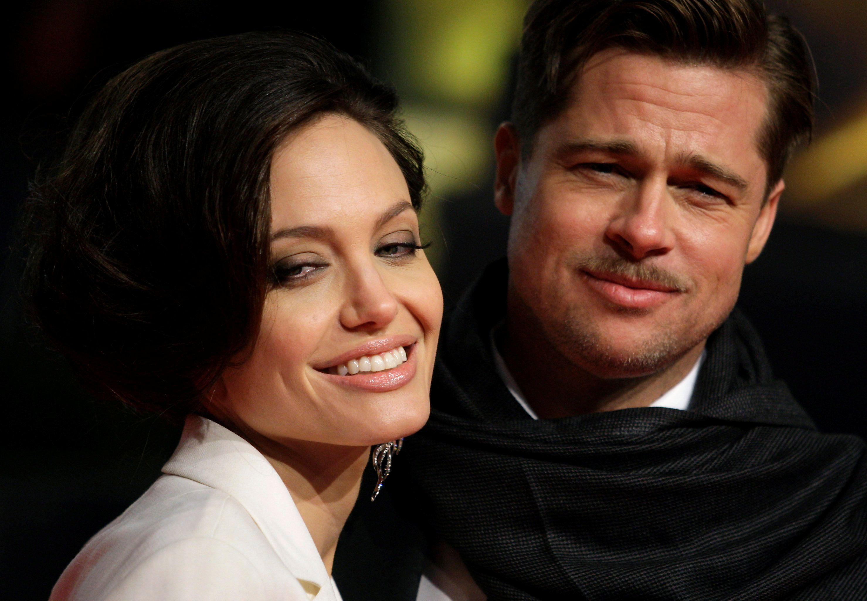 Анджелина Джоли обиделась на Брэда Питта из-за его слова о неудачном браке