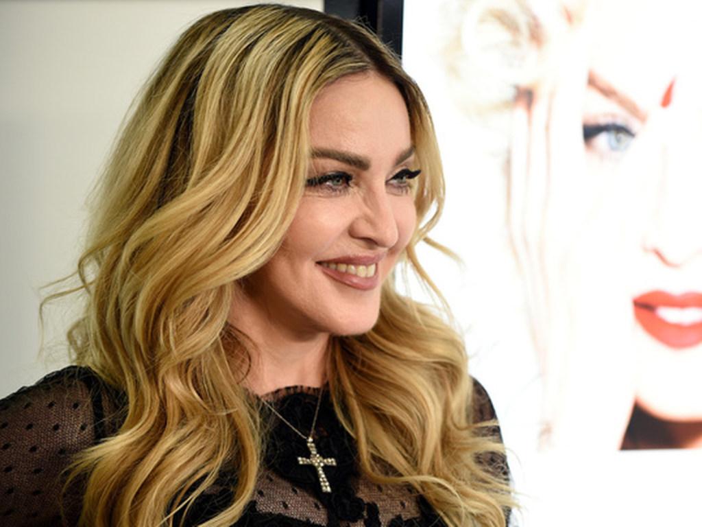 Мадонна проводит время в Париже с бойфрендом