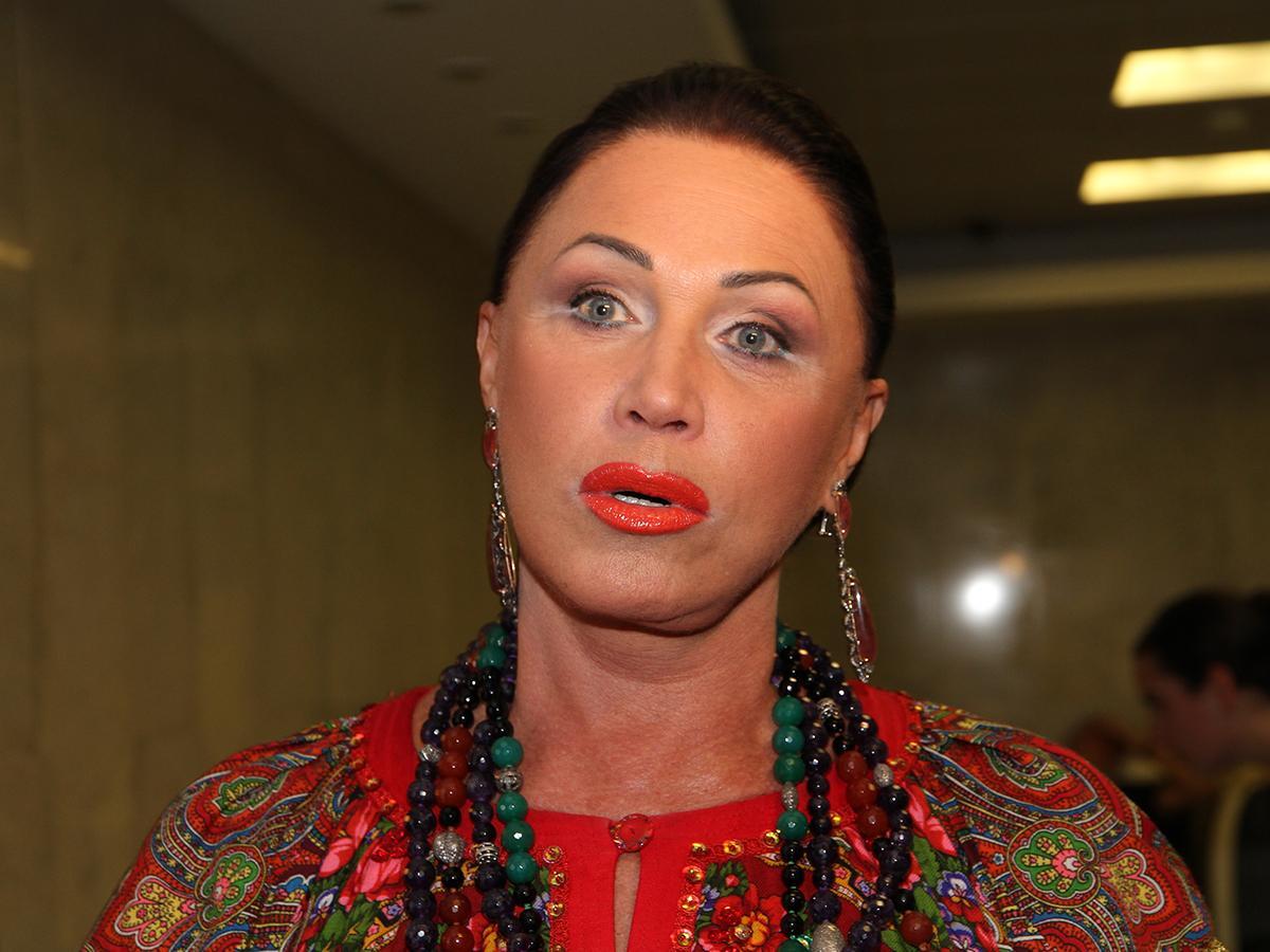 Надежда Бабкина пыталась покончить с собой на девятом месяце беременности