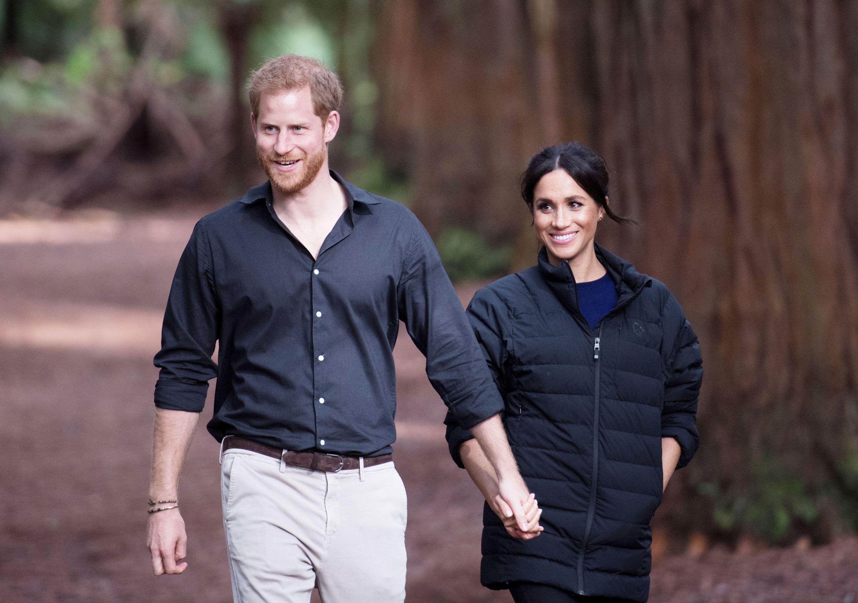 Стало известно, как Меган Маркл и принц Гарри борются с коронавирусом в Канаде