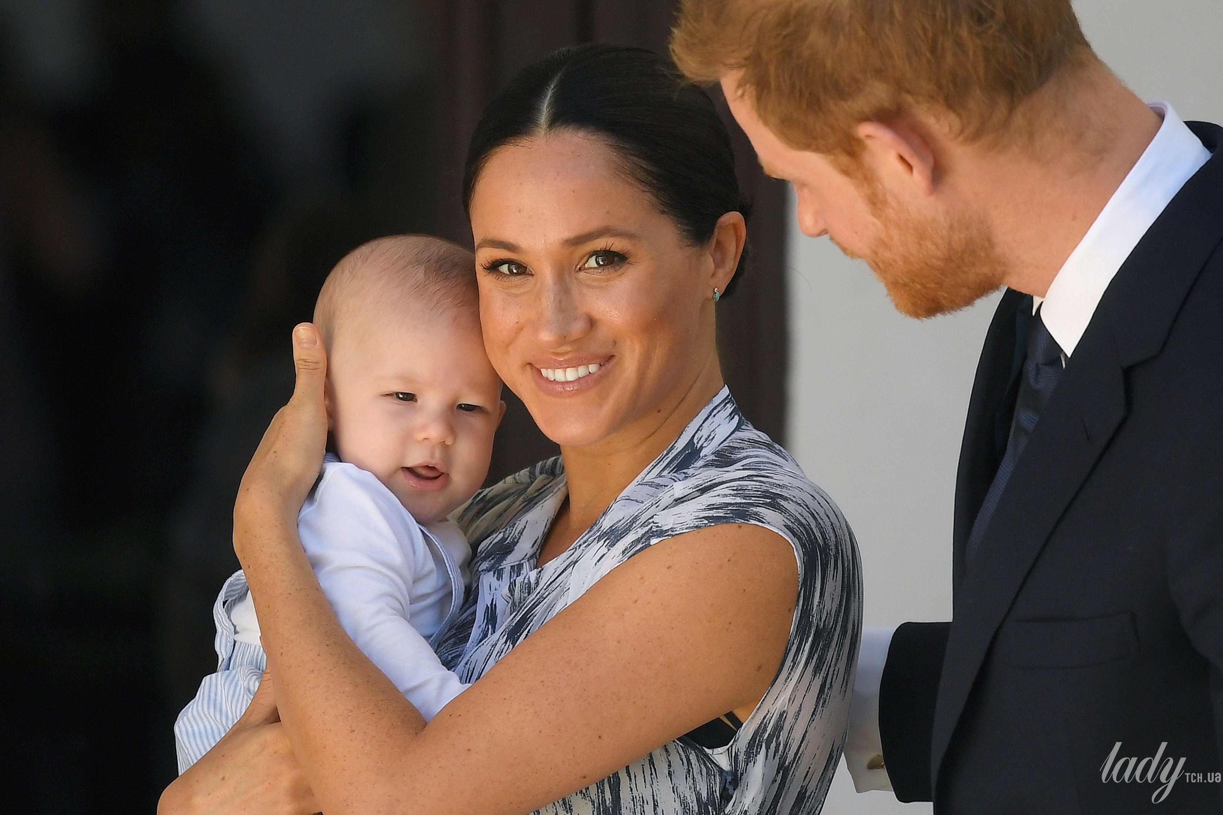 Стало известно, как пройдет день рождения сына Меган Маркл и принца Гарри