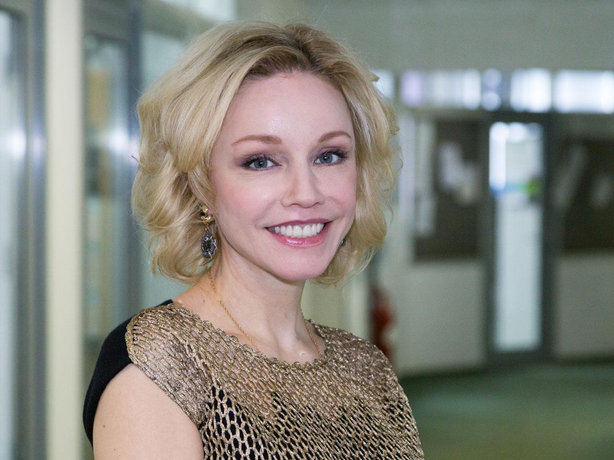 Марина Зудина рассказала о съемках в сериале «Содержанки»