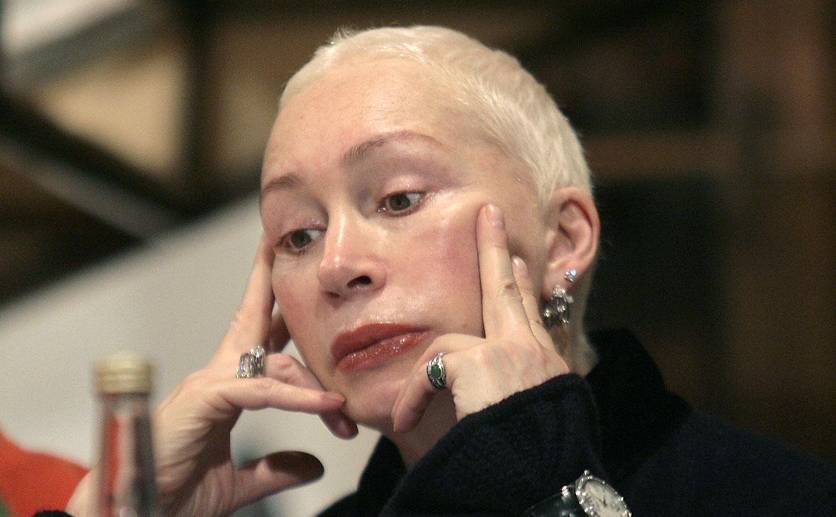 Татьяна Васильева пошла на поправку