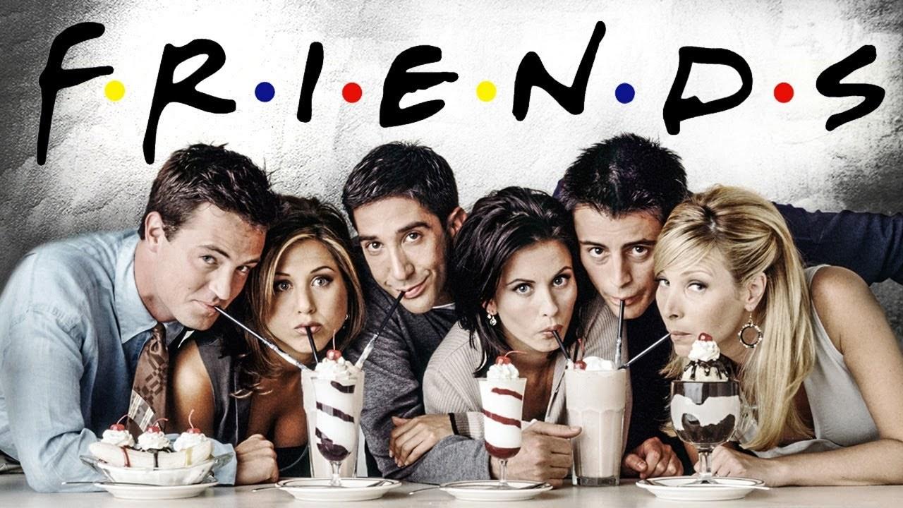Звездам «Друзей» заплатят по 4 миллиона долларов за спецвыпуск сериала
