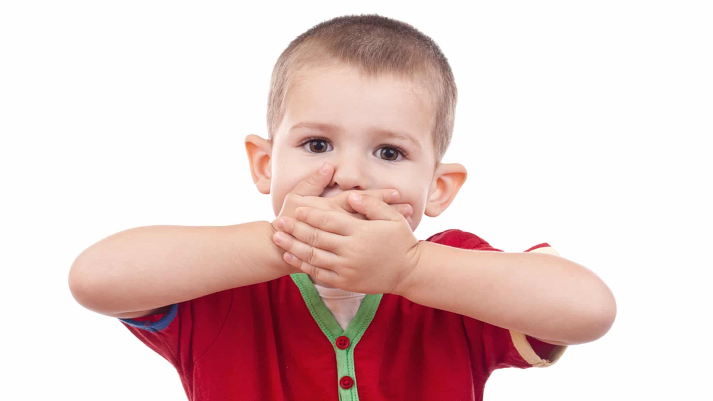 Задержка речи у ребенка: признаки, причины и методы лечения
