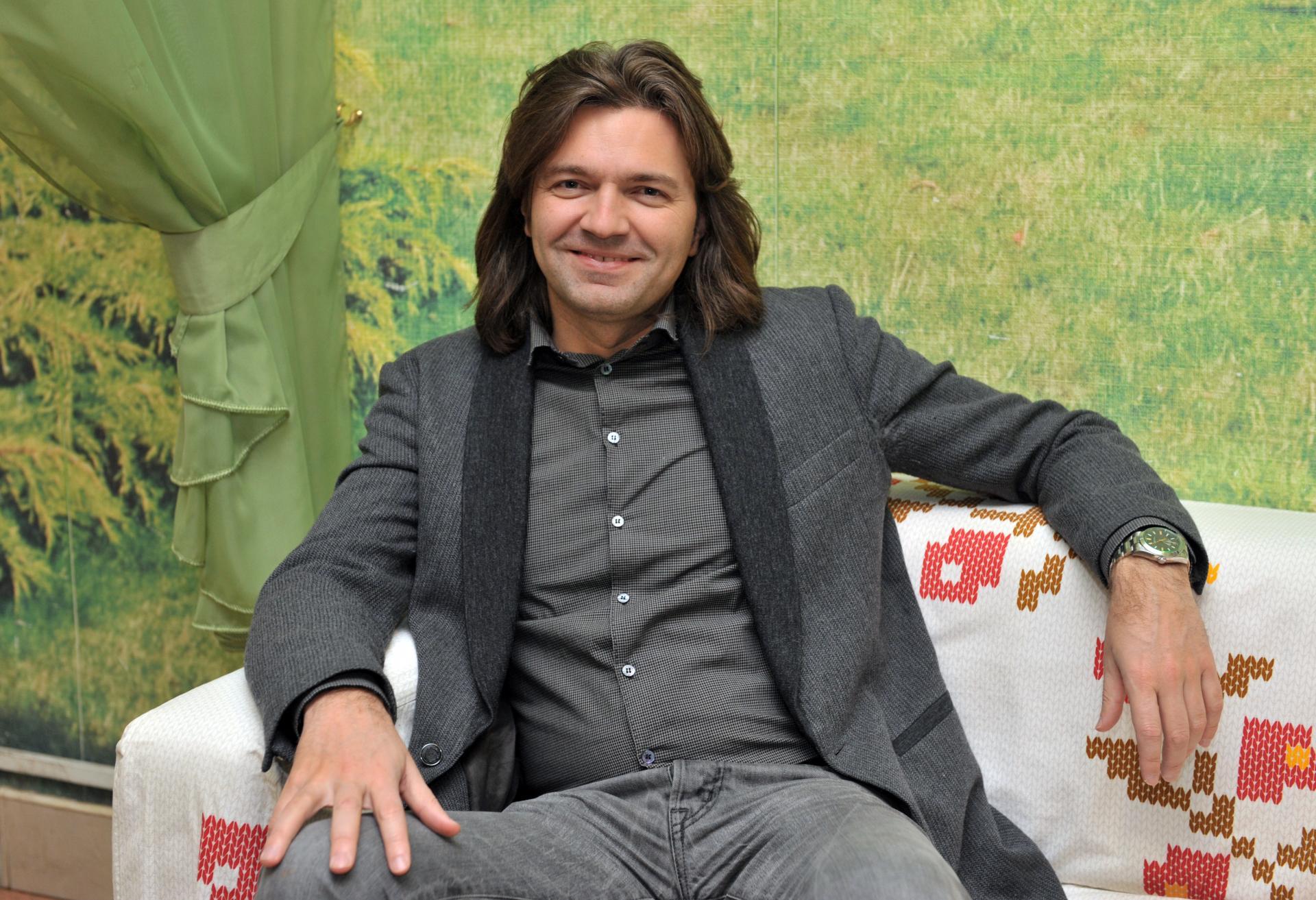 Дмитрий Маликов рассказал об отношениях с женой
