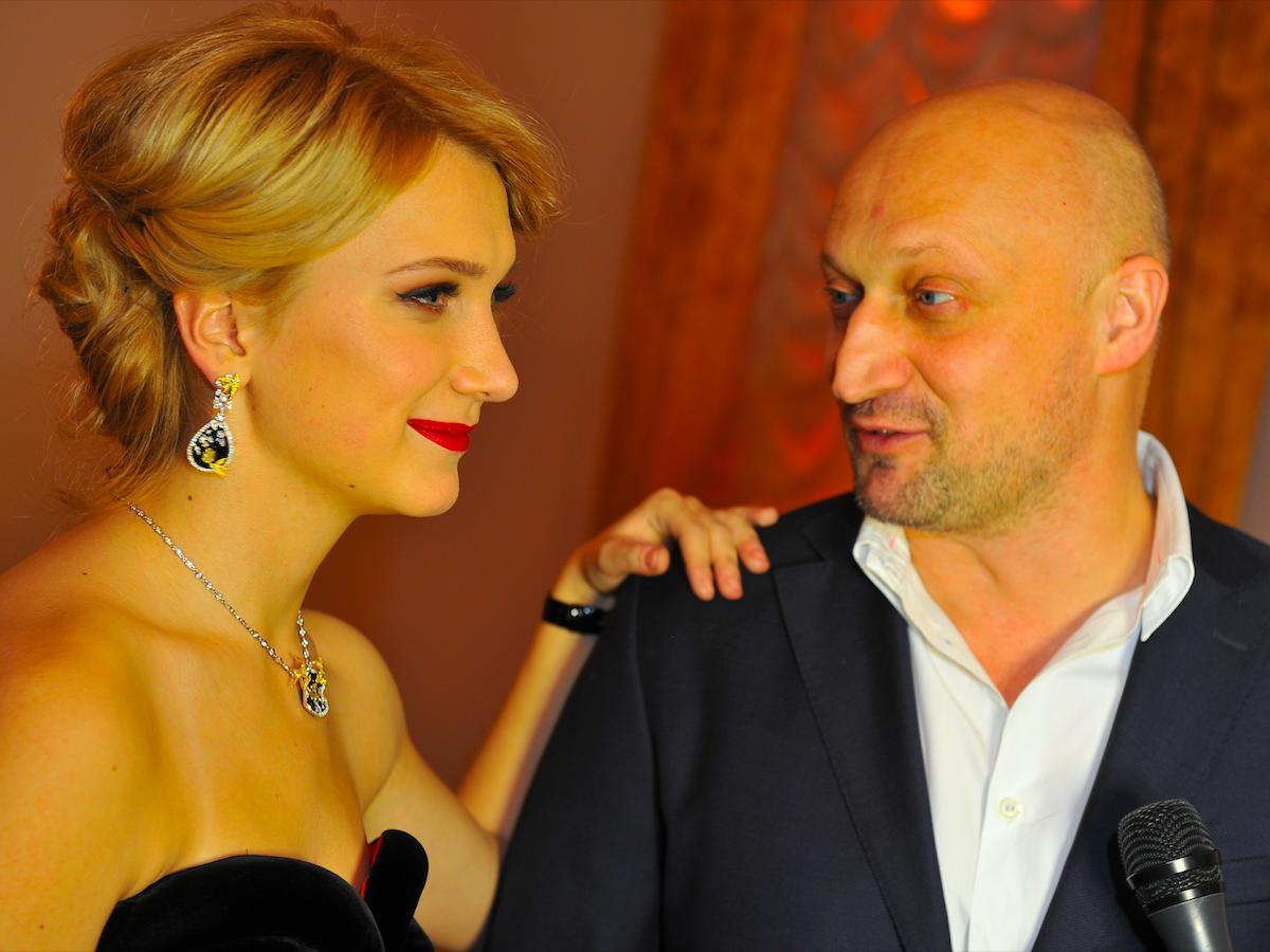 Дочь Гоши Куценко и Марии Порошиной призналась, что стеснялась своих родителей