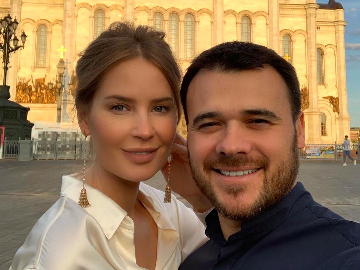 Эмин Агаларов прокомментировал развод со второй женой