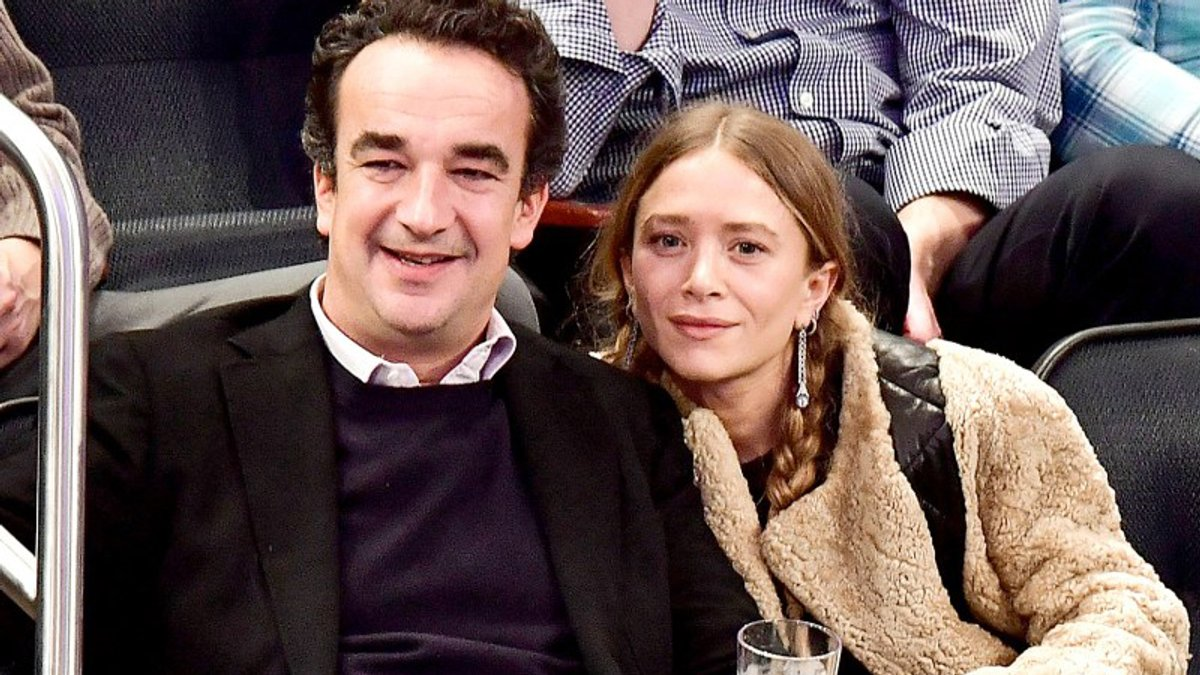 Мэри-Кейт Олсен подала на развод с Оливье Саркози