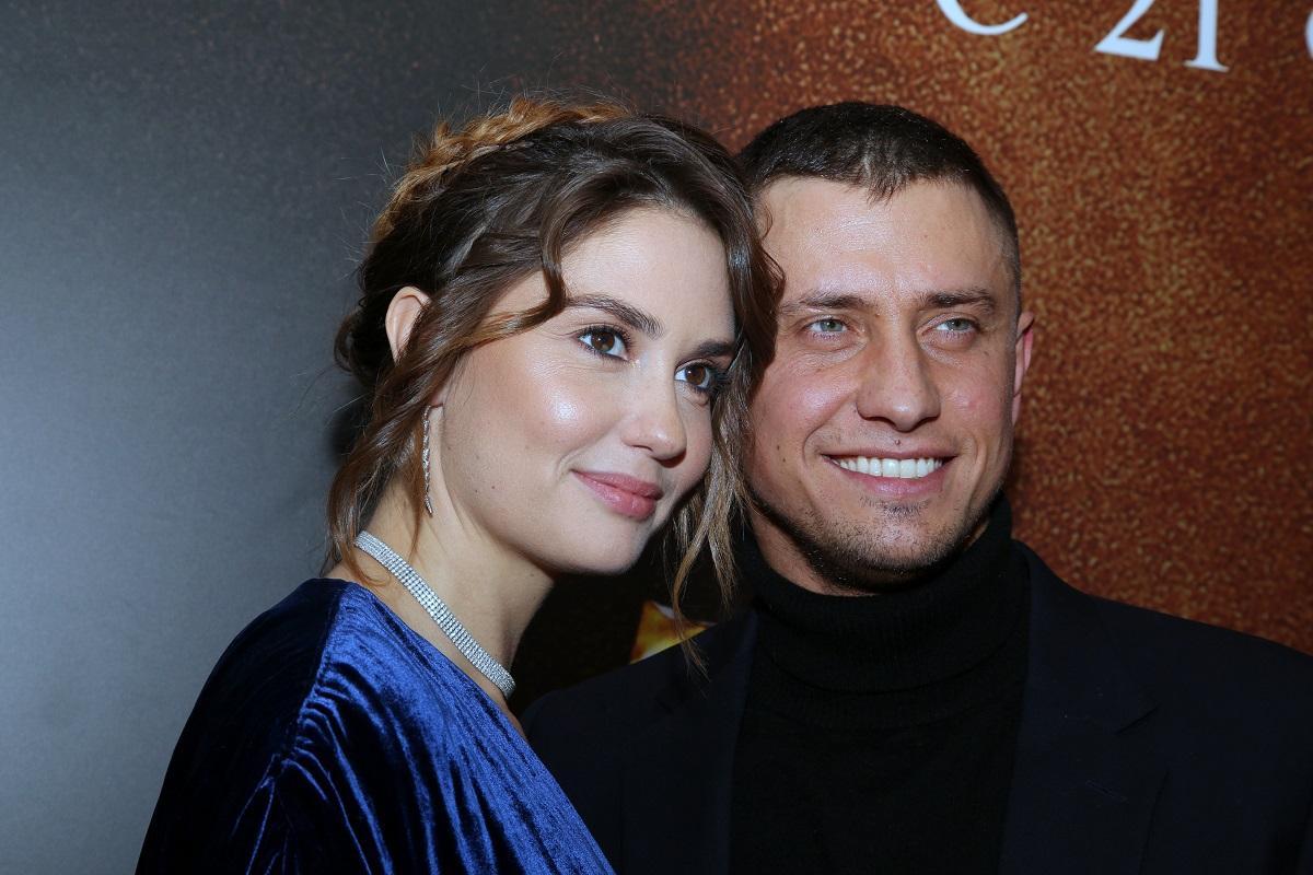 Агата Муцениеце рассказала о разводе с Павлом Прилучным