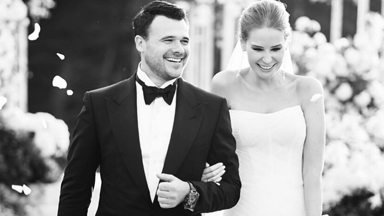 Эмин Агаларов объявил о расставании с женой