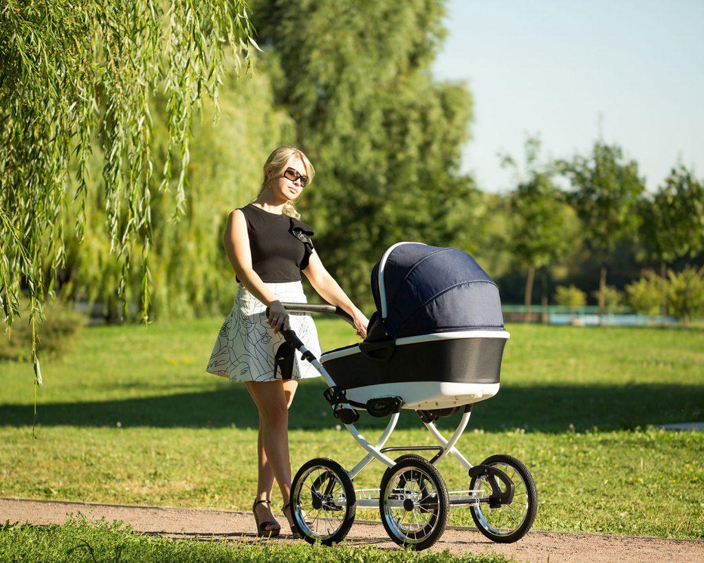 Как выбрать коляску удобную коляску для новорожденных