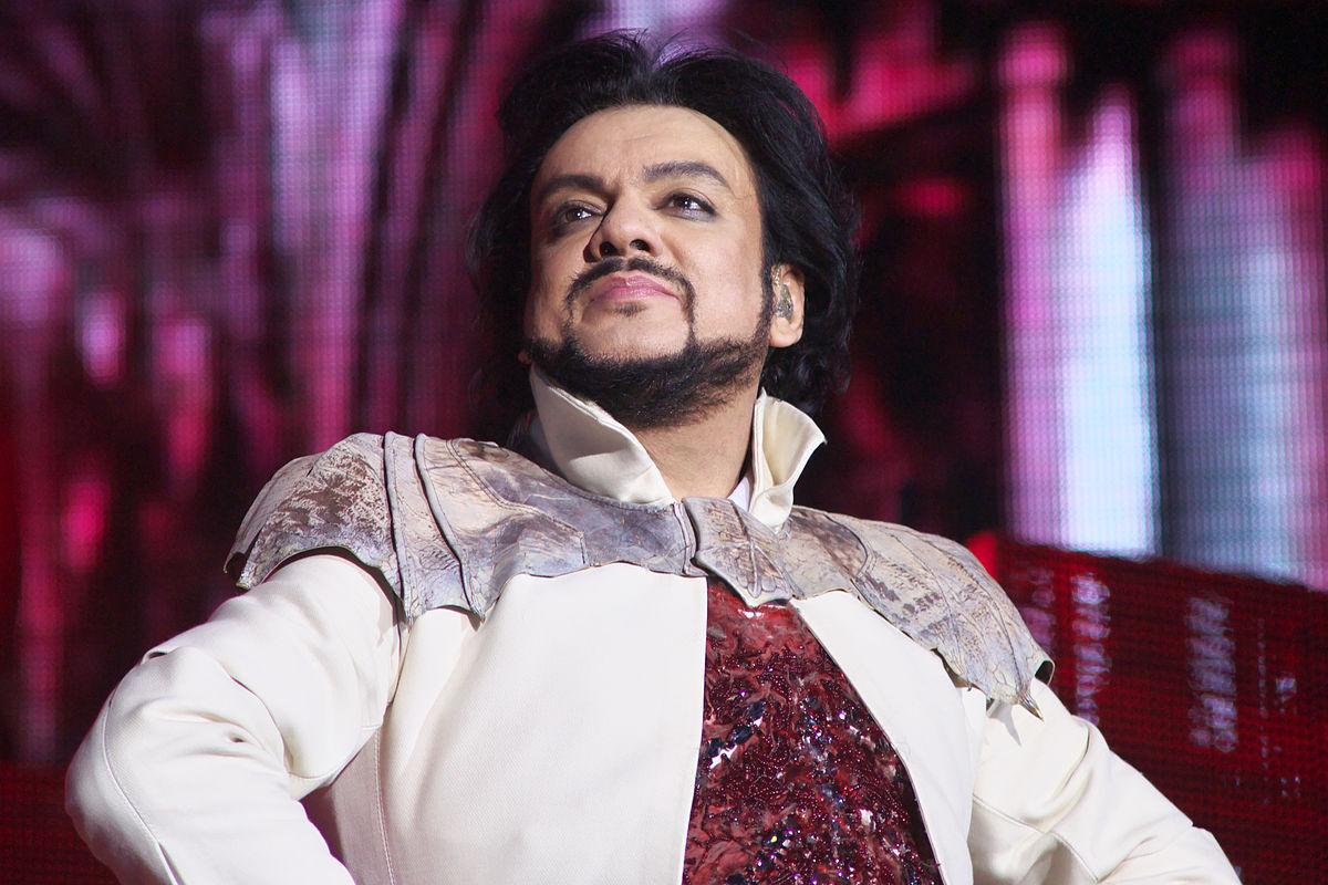 Тренер Филиппа Киркорова рассказал, как певец поддерживает себя в форме