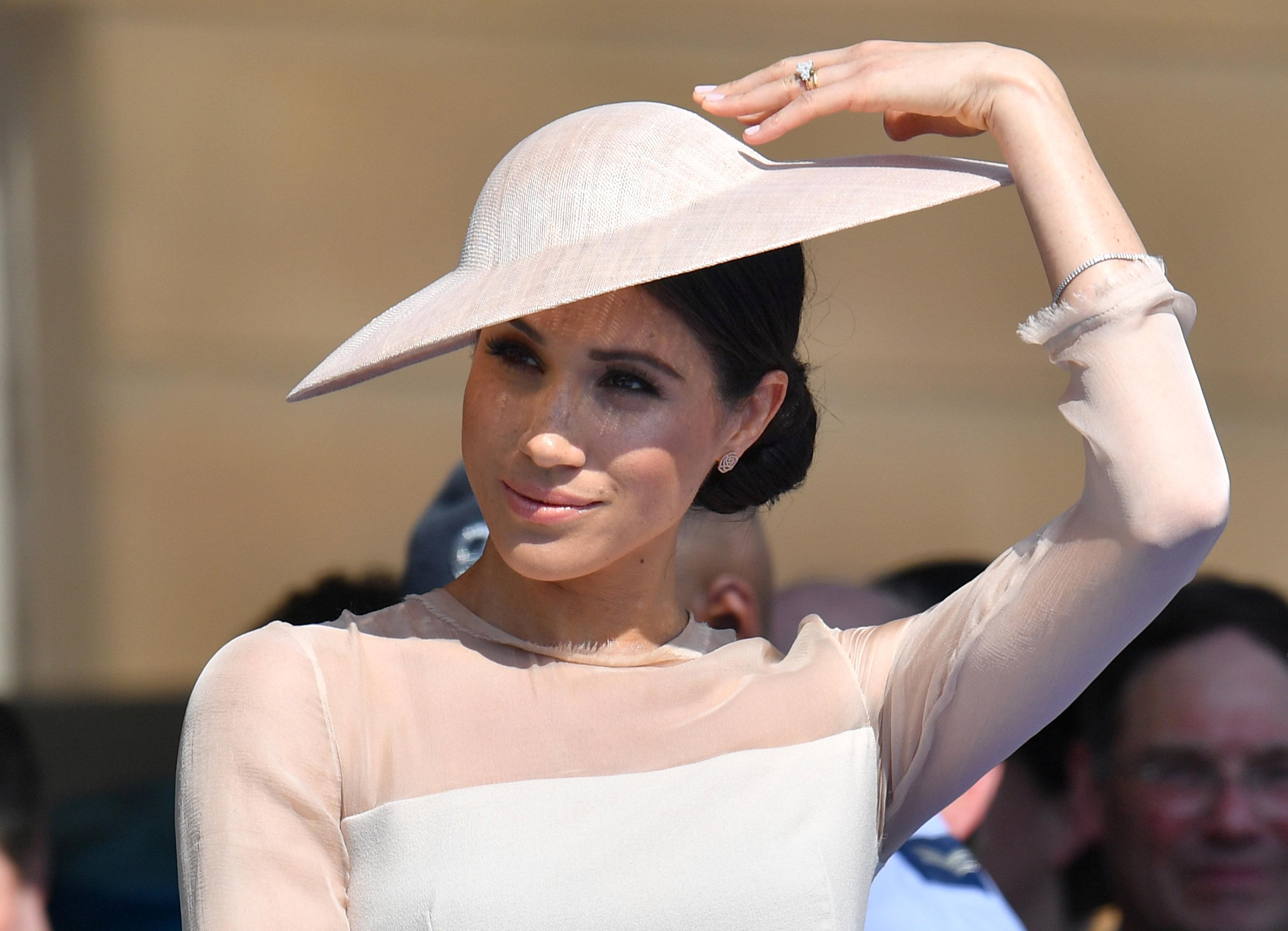 В сети обсуждают роль Меган Маркл на предстоящей свадьбе принцессы Беатрис