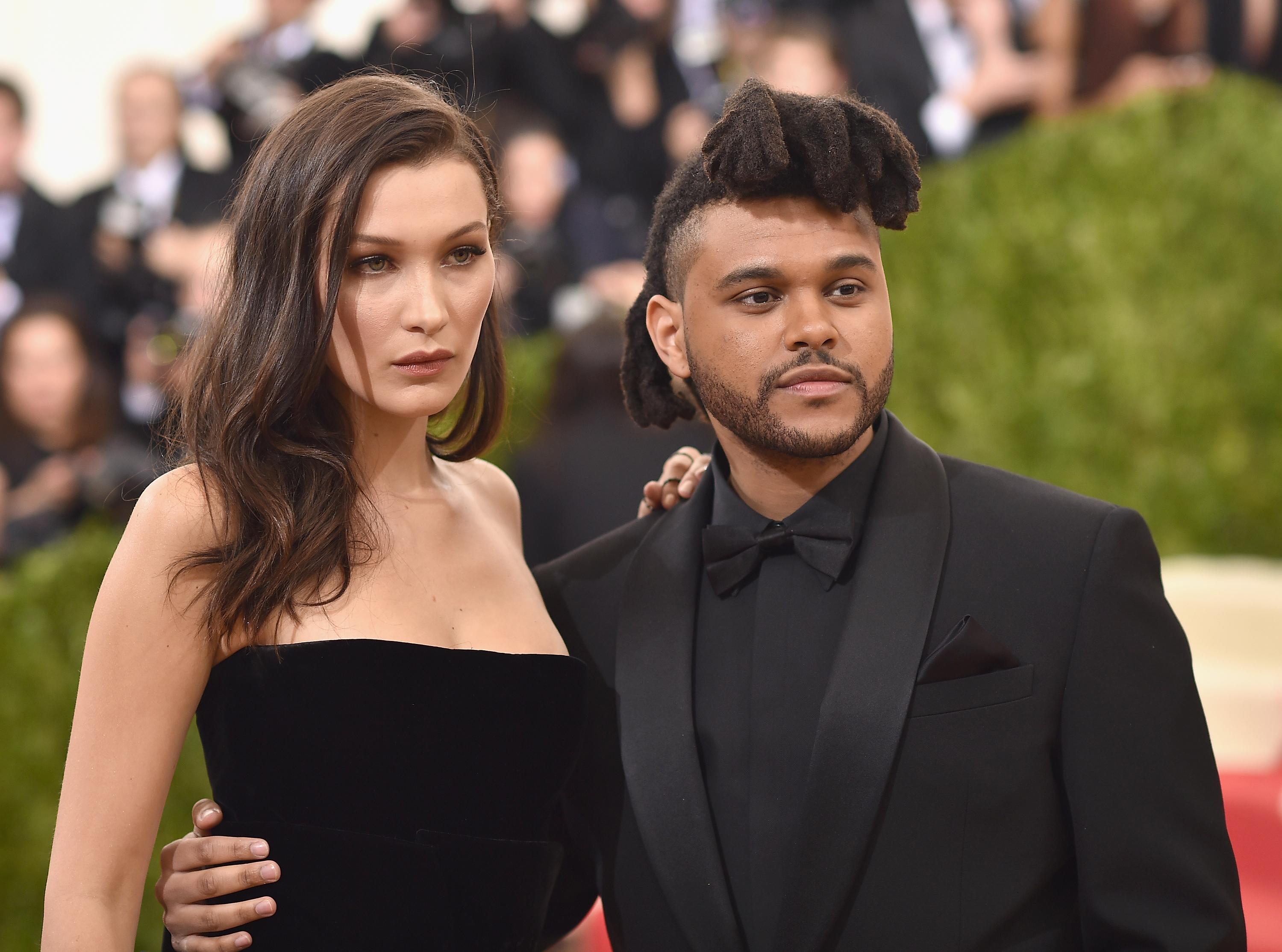 Фанаты The Weeknd уверены, что весь новый альбом он посвятил Белле Хадид
