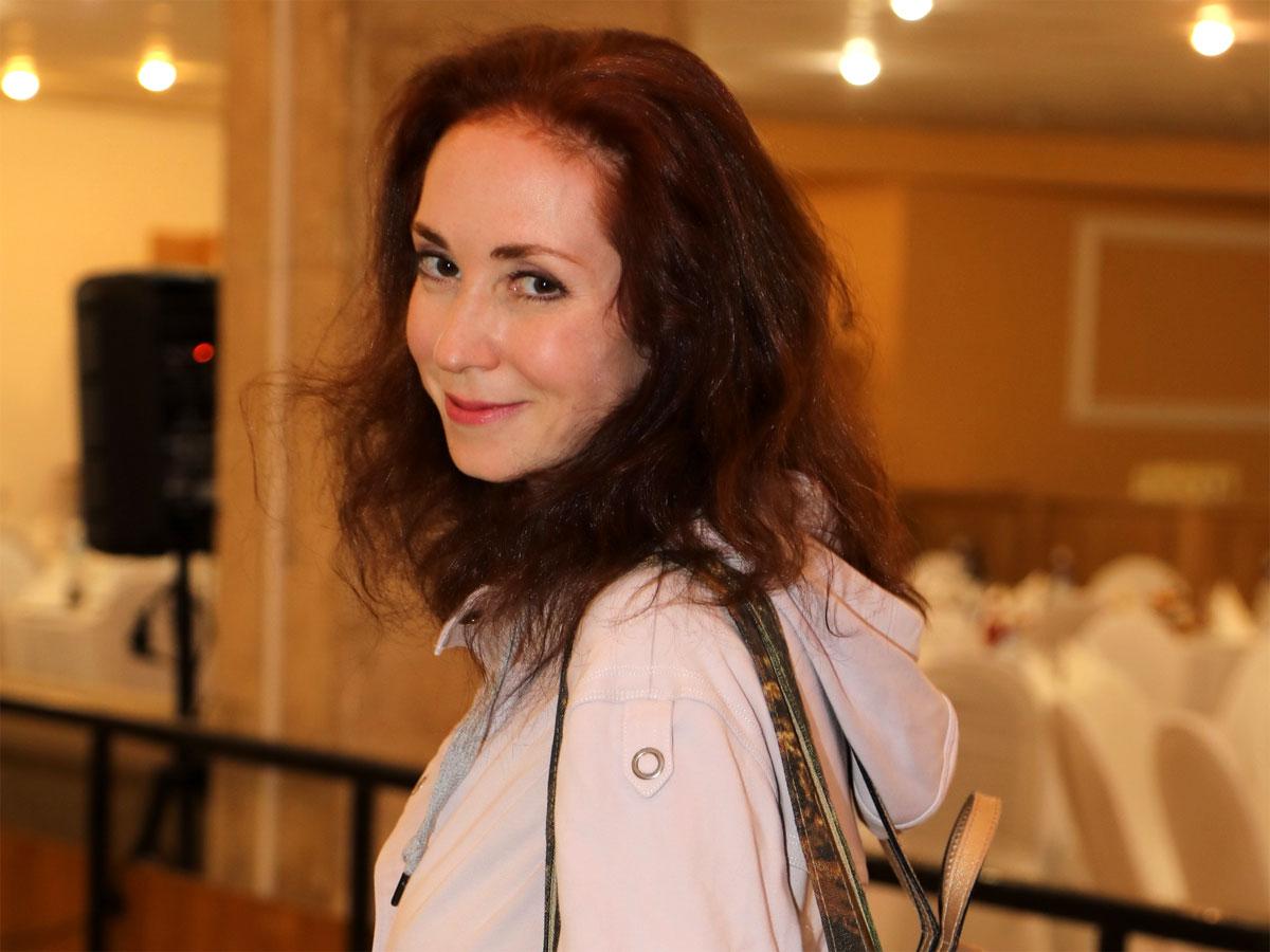 Анна Большова призналась, что стесняется своего тела