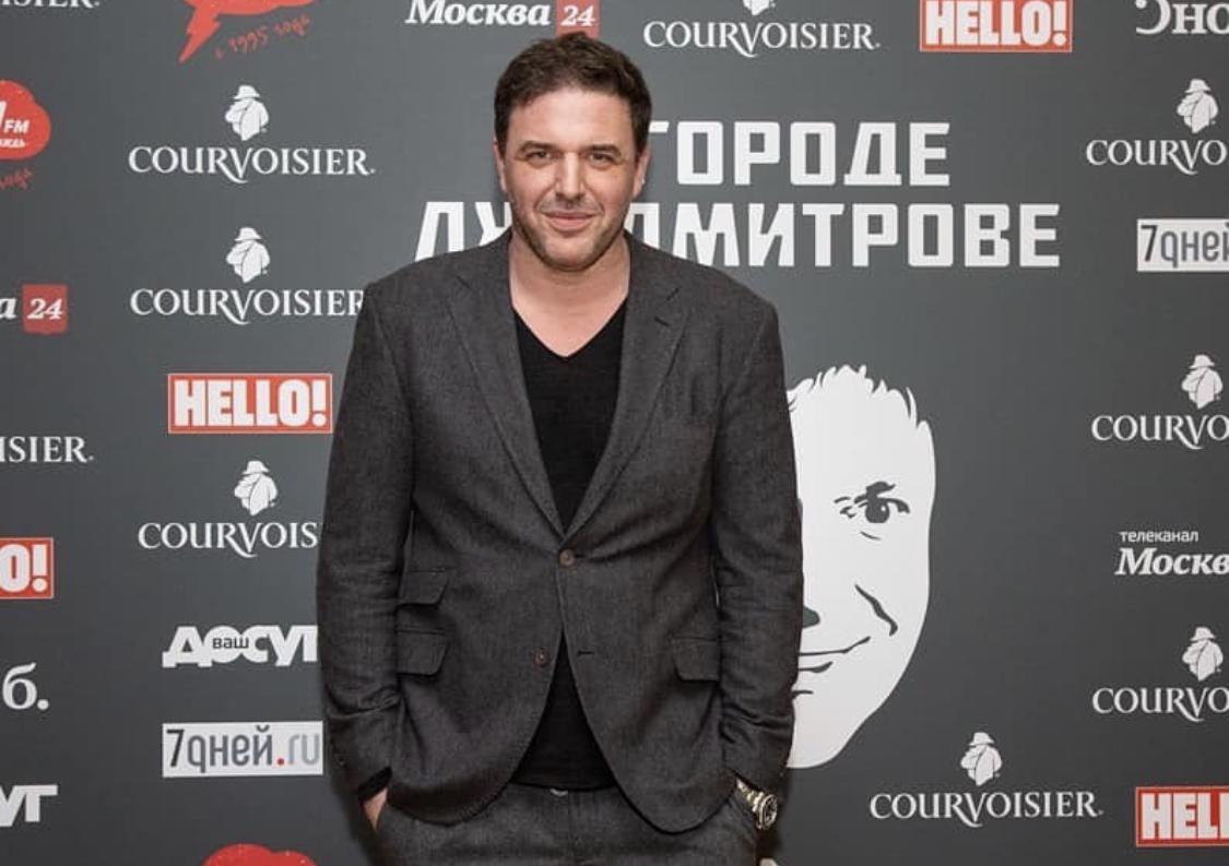 Максим Виторган заболел