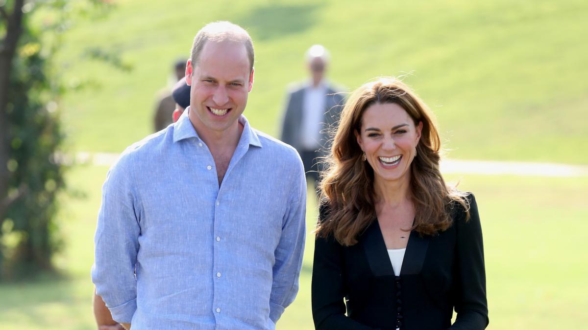 Кейт Миддлтон и принц Уильям посетили премию BAFTA-2020