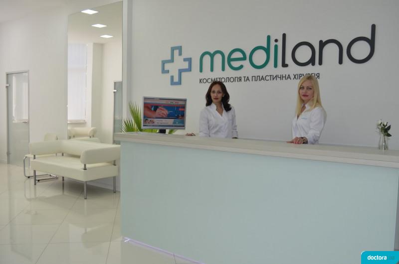 Хирургическое отделение МЦ Mediland