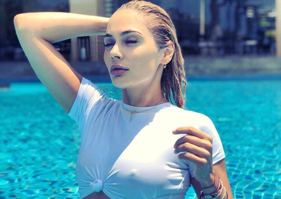 Наталья Рудова полностью обнажилась для мужского журнала