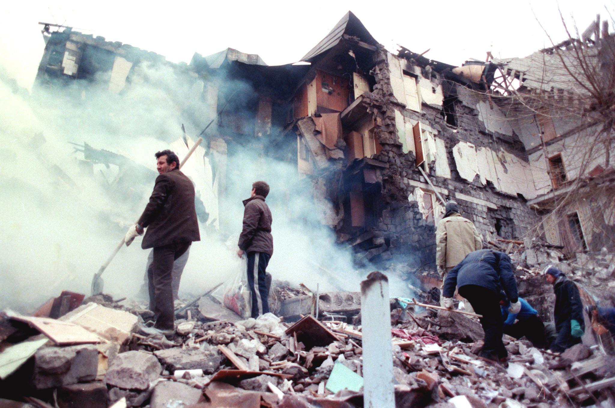 Как вести себя при землетрясении