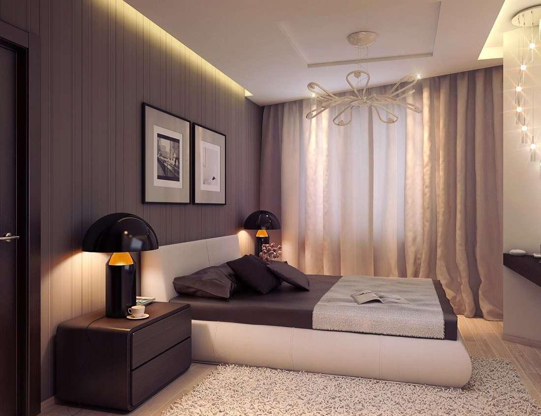 3 ошибки, которые можно сделать при оформлении спальни