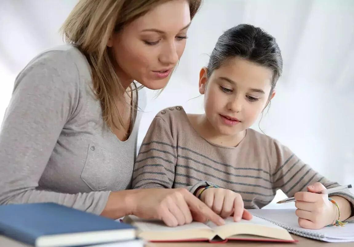 Как делать уроки с ребенком без скандалов
