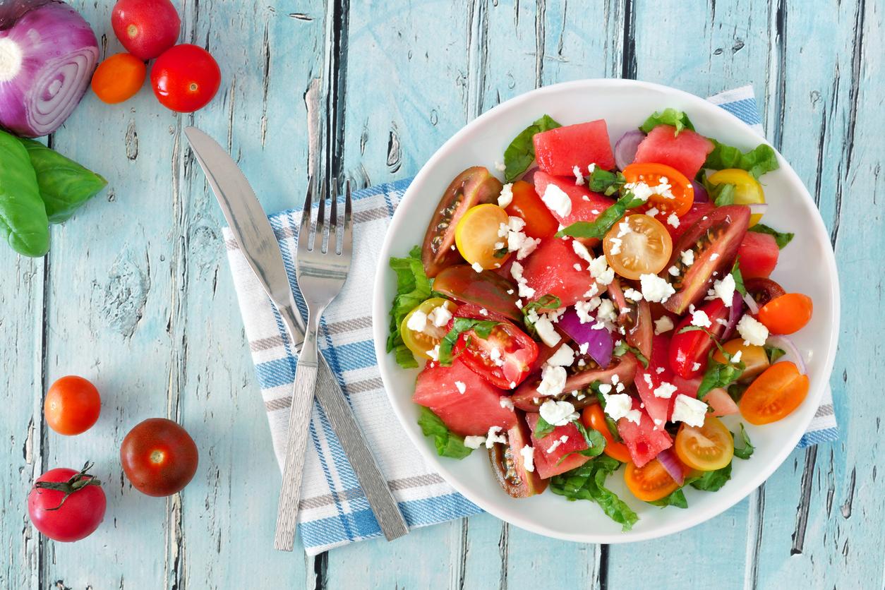 Топ-10 рецептов лучших летних салатов