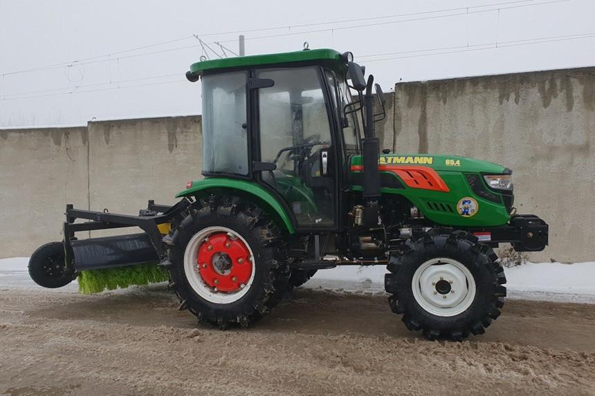 Какой трактор выбрать для обработки участка