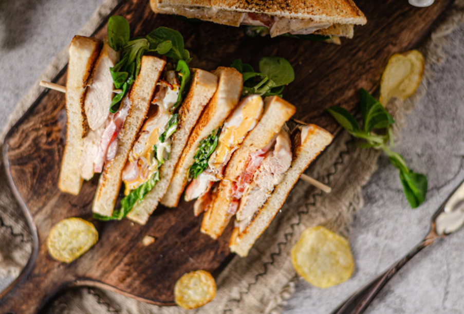 Сэндвичи: быстрый перекус или пособник калорий?