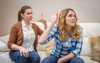 Как найти с подростком общий язык