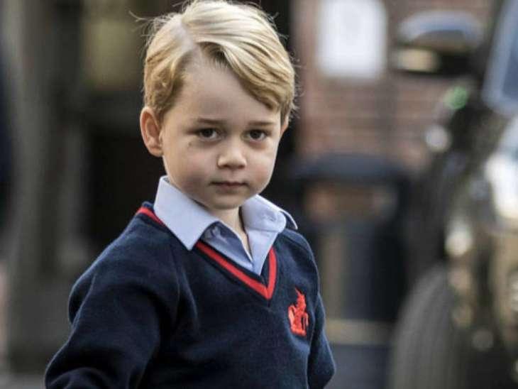 Крестная мать принца Джорджа рассказала о нем