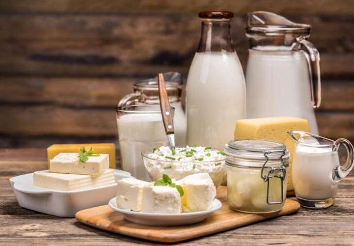 Названа оптимальная доза употребления молочных продуктов