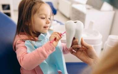 Детская стоматология - нет места страхам!