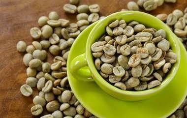 Зеленый кофе и его применение в косметологии!