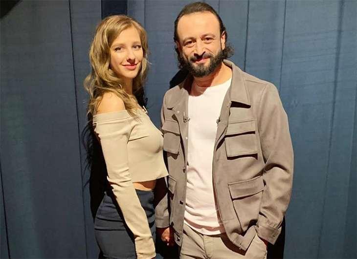 Лиза Арзамасова впервые опубликовала в соцсети фото со своим мужем Ильей Авербухом